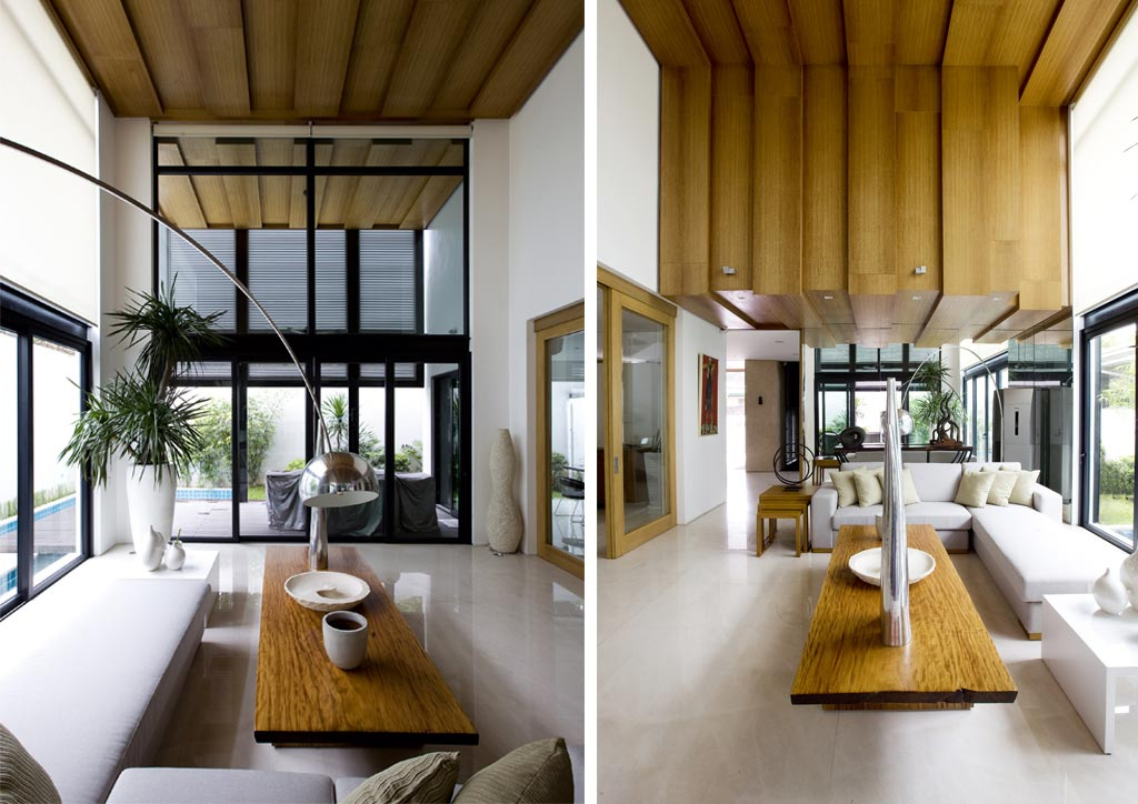 Home Inspiration A Modern Minimalist House That S All