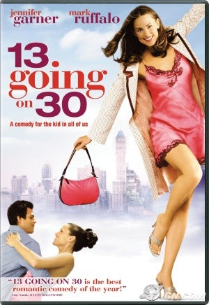 oh, Jennifer Garner, youre so cute in this movie!