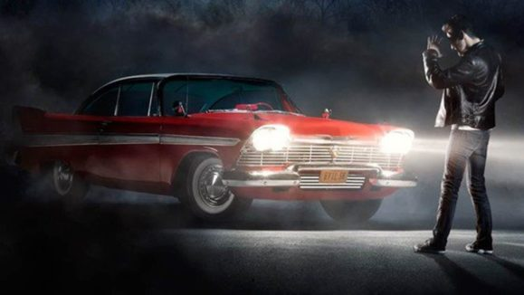 christine review blu ray