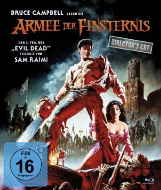 army of darkness blu ray