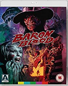 baron blood blu ray