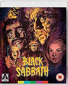black sabbath blu ray