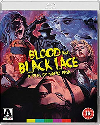 blood and black lace blu ray review