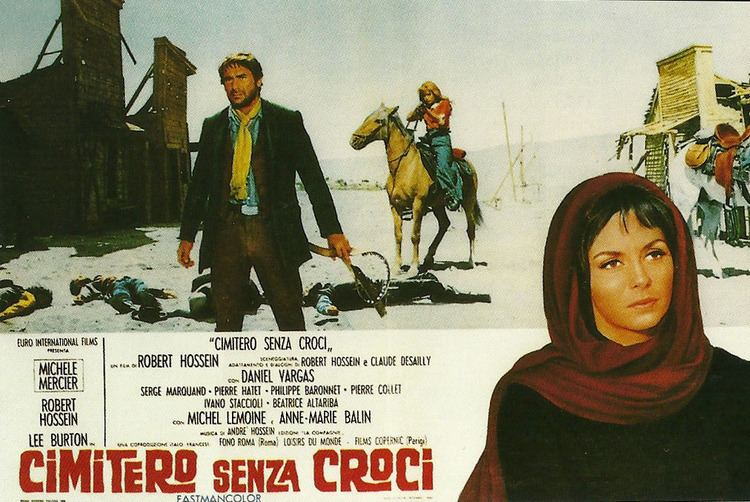 Cemetery Without Crosses lobby card