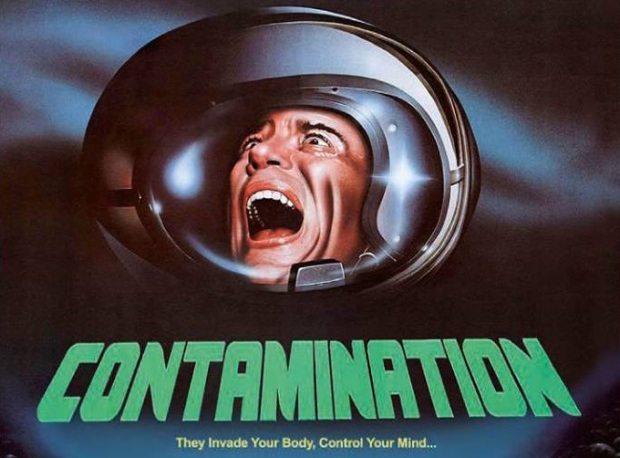 contamination poster