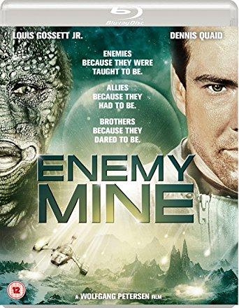 enemy mine blu ray review