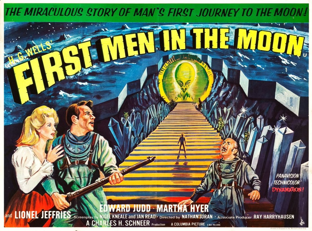 first men on the moon poster