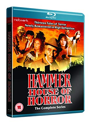 hammer house of horror blu ray review