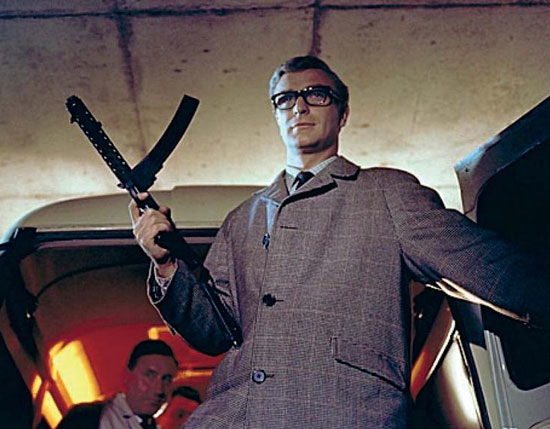 ipcress file micheal caine