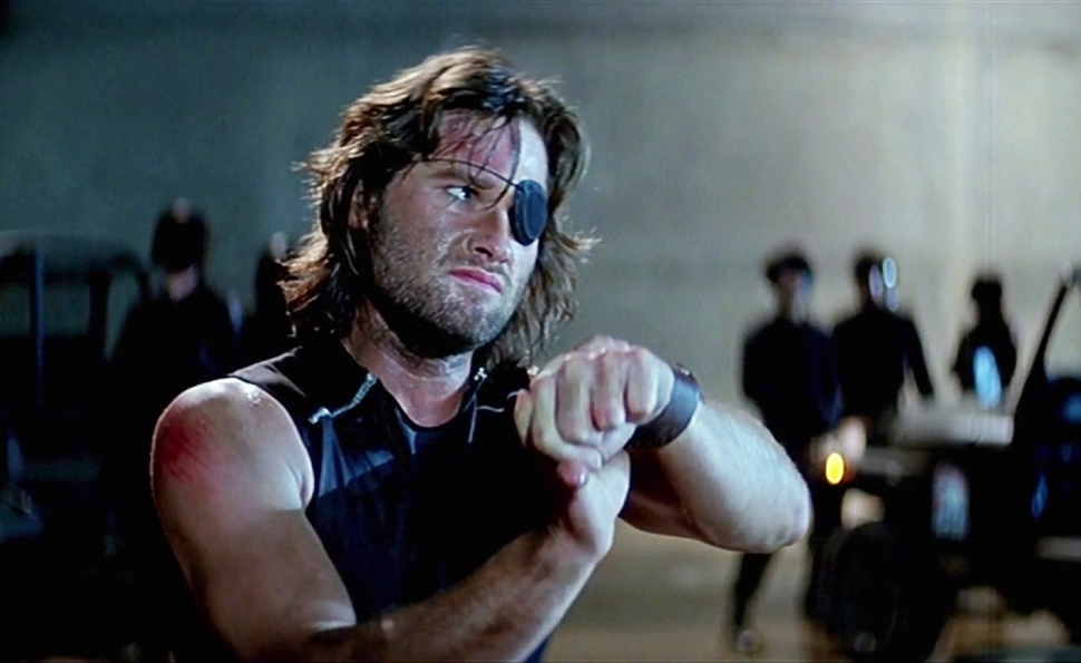 kurt russell escape from new york