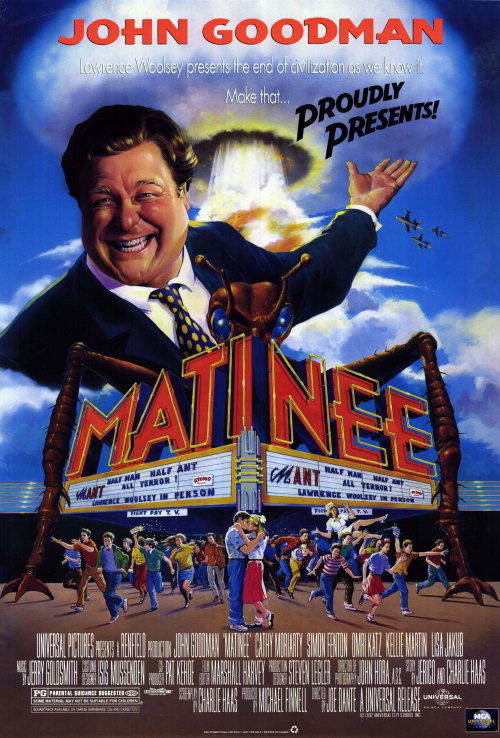 matinee poster
