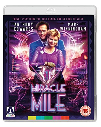miracle mile blu ray review