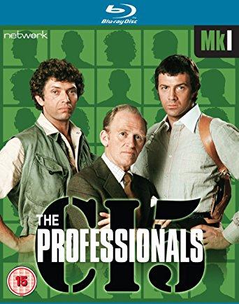 professionals blu ray