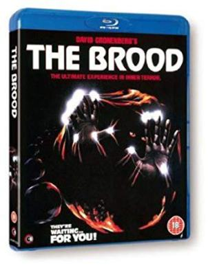 the brood blu ray