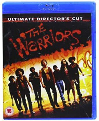 the warriors blu ray review