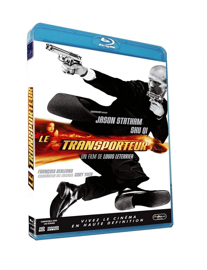 the transporter blu ray review uncut