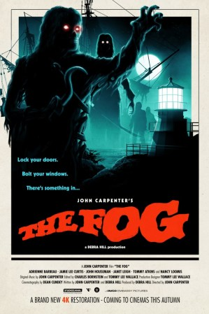 the fog john carpenter blu ray