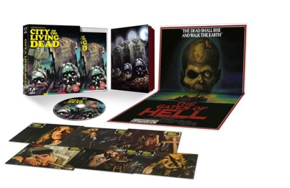 city of the living dead blu ray