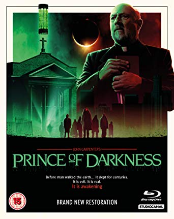 prince of darkness blu ray review