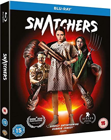 snatchers blu ray uk