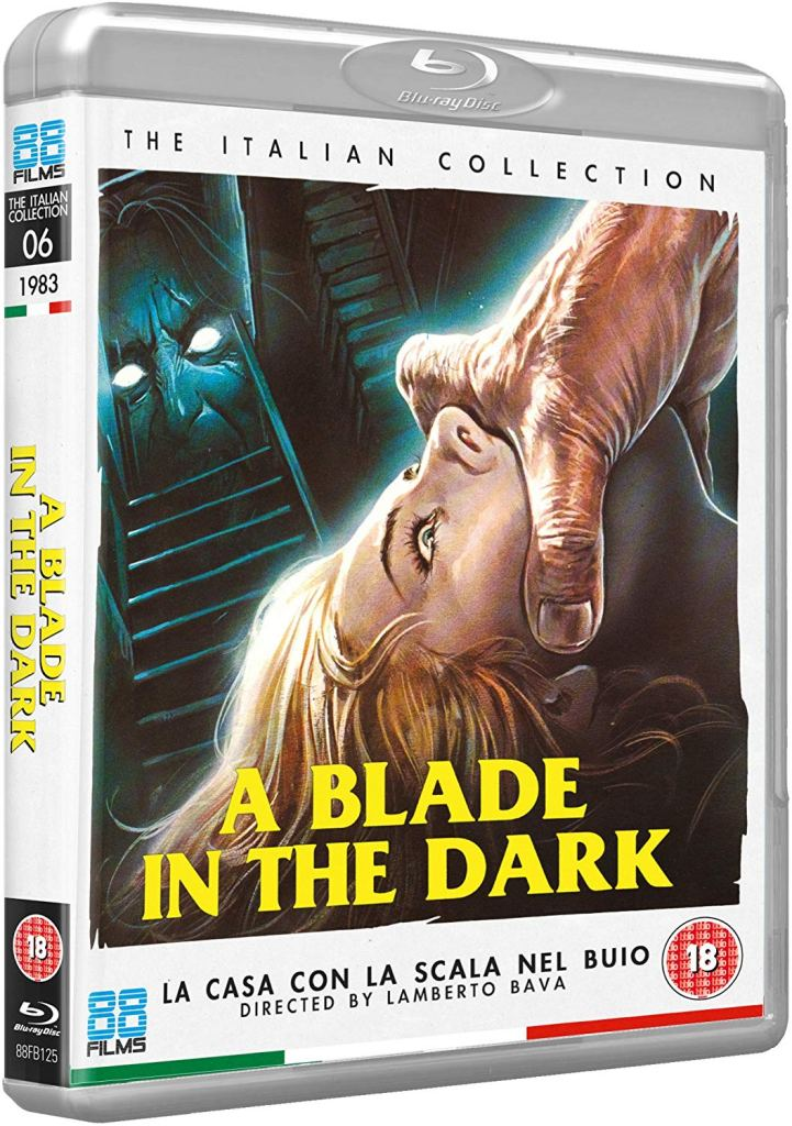 a blade in the dark blu ray