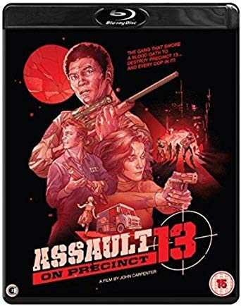 assault on precinct 13 blu ray review