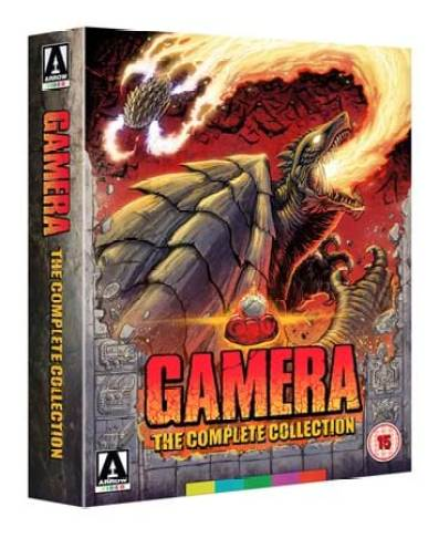 Gamera Blu ray Box Set
