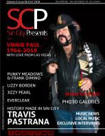 Sin City Presents Magazine July 2018