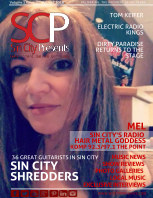Sin City Presents Magazine August 2018