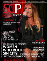 Sin City Presents Magazine May 2018