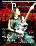 Sin City Presents Magazine April 2018