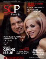 Sin City Presents Magazine February 2018
