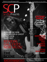 Sin City Presents Magazine August 2017