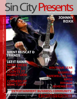 Sin City Presents Magazine February 2017