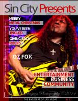 Sin City Presents Magazine December 2014
