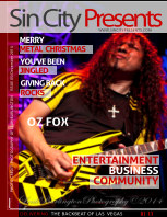 Sin City Presents Magazine December 2014