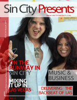 Sin City Presents Magazine August 2014 Commemorative 1st Issue