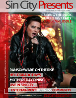 Sin City Presents Magazine May 2015