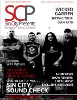 Sin City Presents Magazine November 2018