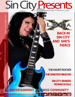 Sin City Presents Magazine October 2015