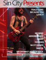 Sin City Presents Magazine December 2015