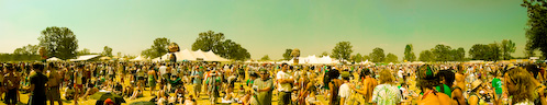 wolfmother crowd pano