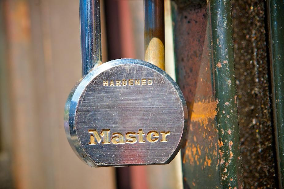 Hardened Master