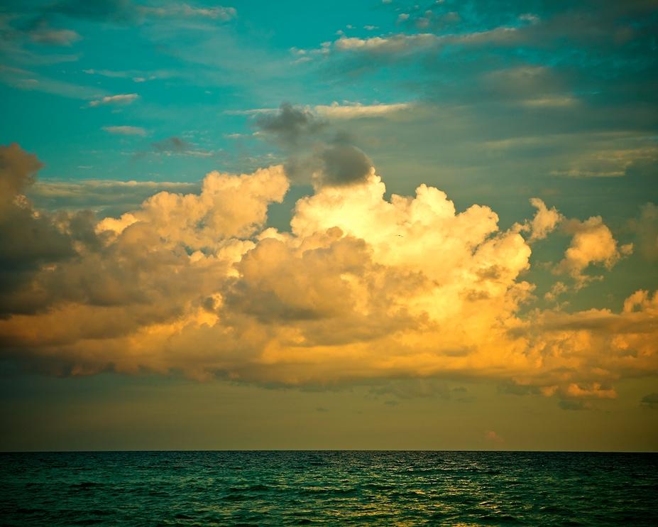 Bird Clouds – Destin, Florida