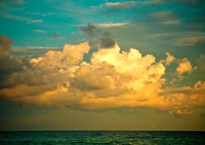 Bird Clouds - Destin, Florida | Blurbomat.com