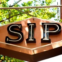 Sip - Where Can A Fella Get a Drink Around Here? | Blurbomat.com