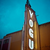 Vogt - Vogue Theater Marquee - Vancouver, Canada | Blurbomat.com