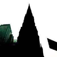None More Black - Manhattan | Blurbomat.com