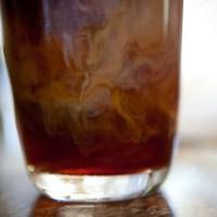 Charging Up - Iced Coffee   Blurbomat.com