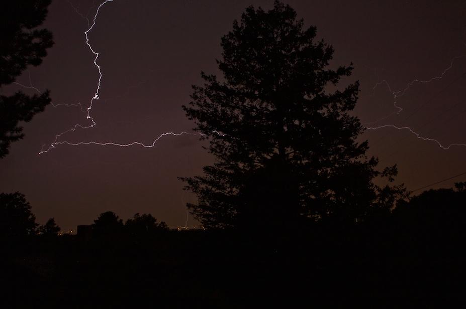 One Spooky, Power-Free Night